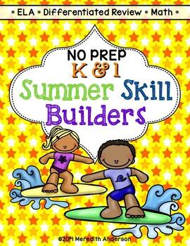 Summer Skill Builders