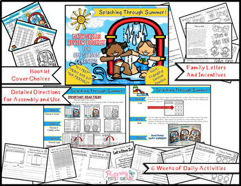 Summer Skills Review Booklet BUNDLE - Language Arts & Math