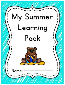 Summer Skills Review Pack