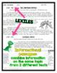 Summer Slide {Grades 4-5 Common Core Weekly Reading Homework}