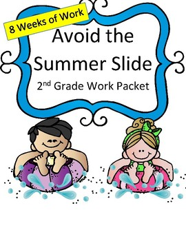Summer Slide: Math and Reading Fluency Pages