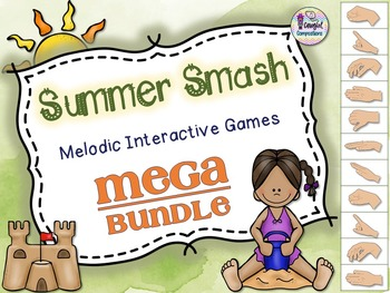 Summer Smash MEGA Bundle