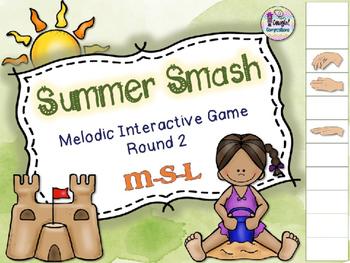 Summer Smash - Round 2 (M-S-L)