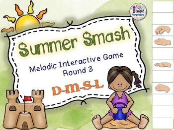 Summer Smash - Round 3 (D-M-S-L)