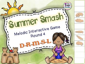 Summer Smash - Round 4 (D-R-M-S-L)