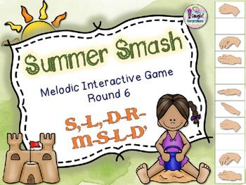 Summer Smash - Round 6 (S,-L,-D-R-M-S-L-D')