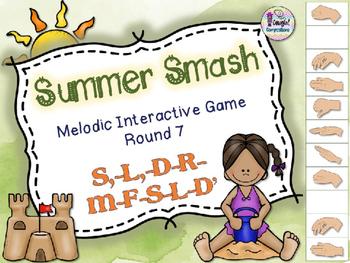 Summer Smash - Round 7 (S,-L,-D-R-M-F-S-L-D')