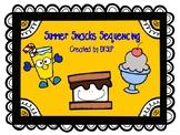 Sequencing Summer Snacks