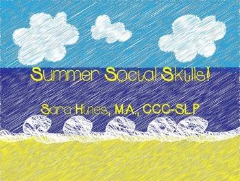 Summer Social Skills!