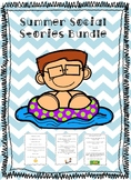 Summer Social Stories Bundle