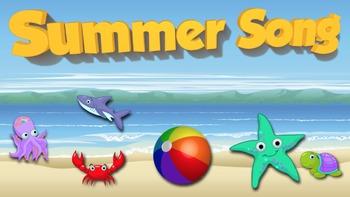 Summer Song (Music Video)
