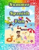 Summer Spanish Fun