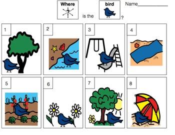 Summer Speech-Language Therapy Materials-Autism/Language Delays