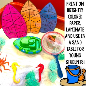 Summer Speech and Language Craftivity: Surf's Up in Speech Therapy