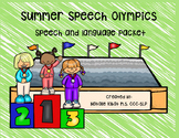 Summer Speech and Language Olympics