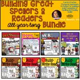 Building Great Spellers & Readers - Phonemic Awareness Activities