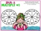 Summer Spin and Multiply - Multi Digit Multiplication