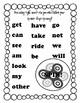 Summer Spinner Sight Word Packet