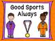 Summer Sports Class Rules Version 2