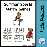 Summer Sports Match Games