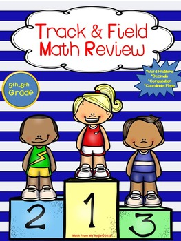 Track & Field Math Review