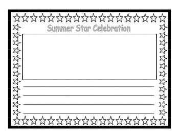 Summer Star Book