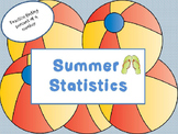 Summer Statistics:  Finding Percent of a Number