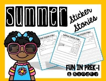 Summer Sticker Stories