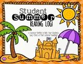 Summer Student Reading Log