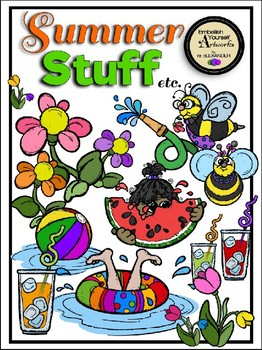 Summer Stuff Clipart