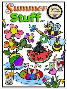 Summer Stuff Clipart