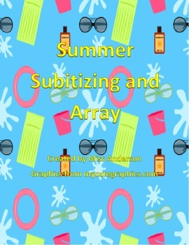 Summer Subitizing and Array