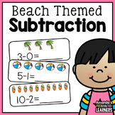 Summer Subtraction Game