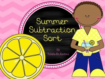 Summer Subtraction Sort