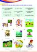 Summer - Summer Fun - Grade 1