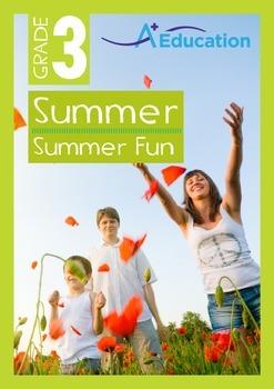 Summer - Summer Fun - Grade 3