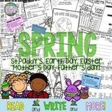 Spring language activities!