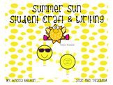 Summer Sun Student Craft