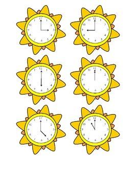 Summer Sun Time Match