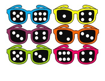 Summer Sunglasses Domino Addition