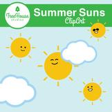 Summer Suns Clip Art