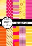 Summer Sunset Paper Pack - Summer Fun