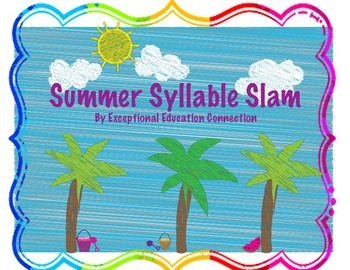 Summer Syllable Slam