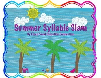 Summer Syllable Slam