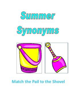 Summer Synonym Match