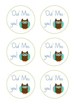 Summer Tags - End of school year printables - School - Bubble - Summer fun