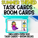 Summer Task Boxes - THREE MONTHS OF ACTIVITIES