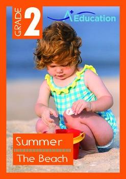Summer - The Beach - Grade 2