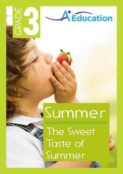 Summer - Healthy Summer Snacks - Grade 3