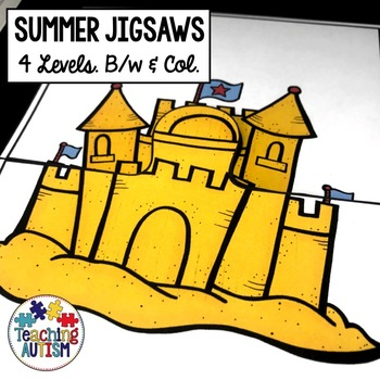 Summer Jigsaw Puzzles